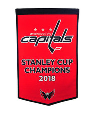 Washington Capitals Dynasty Banner