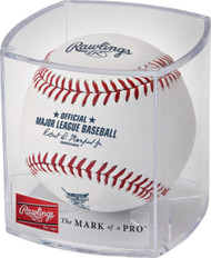 2018 MLB All-Star Game HOME RUN DERBY Rawlings Official Baseball in Cube
