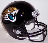 Jacksonville Jaguars NEW 2018 Logo Riddell Full Size Replica Helmet