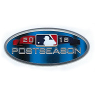 MLB 2018 Postseason Collectors Patch - Post Season 2018