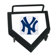 MLB New York Yankees Home Plate 4-pack Coaster Set