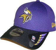 MINNESOTA VIKINGS New Era 9FORTY NFL ADJUSTABLE BASEBALL HAT / CAP