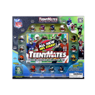 "TeenyMates 1"" NFL Collectible Figures Player Wide Receiver Collector Gift Set"
