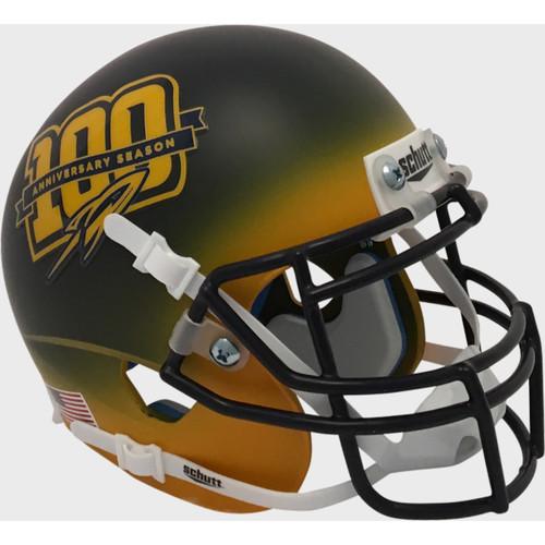 Toledo Rockets Alternate 100 Schutt Mini Authentic Football Helmet