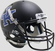 Kentucky Wildcats Alternate Black Schutt Full Size Replica Helmet