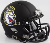 James Madison Dukes NCAA Riddell Speed Mini Helmet