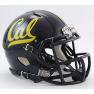 Cal Berkeley Golden Bears NCAA Riddell SPEED Mini Helmet