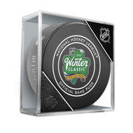 2019 Winter Classic Inglasco Official NHL Game Puck in Cube