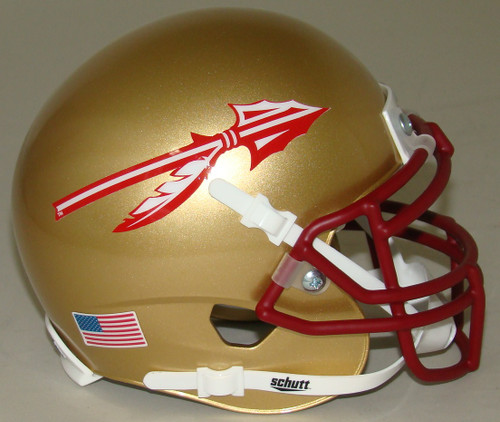 Florida State Seminoles 2016 Alternate Schutt Mini Authentic Football Helmet