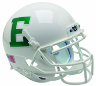 Eastern Michigan Eagles Alternate White Schutt Mini Authentic Helmet
