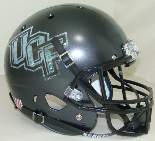 NCAA UCF Knights Alternate Moonlight Schutt Full Size Replica XP Football Helmet