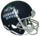 Notre Dame Fighting Irish Alternate Navy 2018 Shamrock Series Schutt Full Size Replica XP Football Helmet
