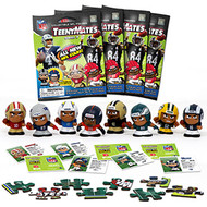 Party Animal NFL TeenyMates SERIES 7 Figurines Mystery Packs (4 Packs)