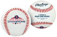 2018 MLB World Series Boston Red Sox Champions Collectible Souvenir Replica Baseball by Rawlings