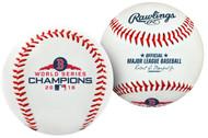 2018 MLB World Series Boston Red Sox Champions Collectible Souvenir Replica Baseball by Rawlings