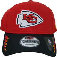 Kansas City Chiefs New Era 9FORTY NFL ADJUSTABLE BASEBALL HAT / CAP