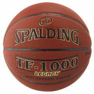 "Spalding TF-1000 Legacy Indoor/Outdoor Basketball - Official Size 7 (29.5"")"