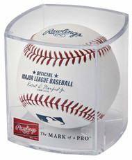 Rawlings Official Major League Baseball MLB Official Baseball in Cube