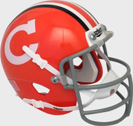 Clemson Tigers 1967-68 Schutt Throwback Mini Authentic Football Helmet