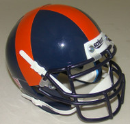 Clemson Tigers 1995-96 Schutt Throwback Mini Authentic Football Helmet