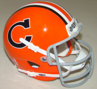 Clemson Tigers 1966 Schutt Throwback Mini Authentic Football Helmet