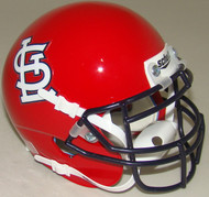 St. Louis Cardinals Schutt Mini FOOTBALL Helmet