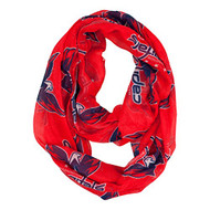 Washington Capitals NHL Sheer Infinity Scarf