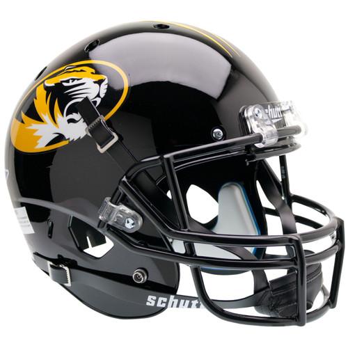 Missouri Tigers 2012 Schutt Full Size Replica XP Football Helmet