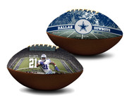 Ezekiel Elliott Dallas Cowboys NFL Full Size Official Licensed Premium Football