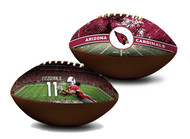 Larry Fitzgerald Arizona Cardinals NFL Full Size Official Licensed Premium Football