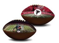 Julio Jones Atlanta Falcons NFL Full Size Official Licensed Premium Football