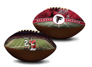 Matt Ryan Atlanta Falcons NFL Full Size Official Licensed Premium Football