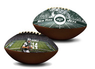 Sam Darnold New York Jets NFL Full Size Official Licensed Premium Football