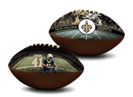 Alvin Kamara New Orleans Saints NFL Full Size Official Licensed Premium Football