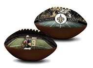 Drew Brees New Orleans Saints NFL Full Size Official Licensed Premium Football
