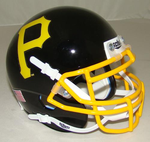 Pittsburgh Pirates Schutt Mini FOOTBALL Helmet