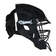 Diamond Edge PRO Hockey Style Catcher's Helmet (Large) DCH-EDGE PRO LG