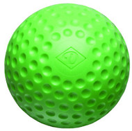 Dozen 12 Inch Lightweight Foam Dimpled Practice Green Pitching Machine Softballs