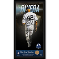 "Mariano Rivera New York Yankees 2019 Hall of Fame Player Profile Limited Collectors Edition 10""x20"" Plaque"