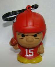 Kansas City Chiefs Patrick Mahomes #15 SqueezyMates NFL Figurine