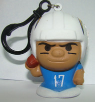 Los Angeles Chargers Philip Rivers #17 SqueezyMates NFL Figurine