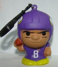 Minnesota Vikings Kirk Cousins #8 SqueezyMates NFL Figurine