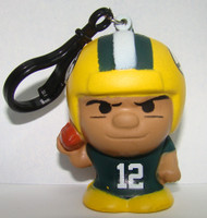 Green Bay Packers Aaron Rodgers #12 SqueezyMates NFL Figurine