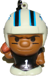 Carolina Panthers Cam Newton #1 SqueezyMates NFL Figurine