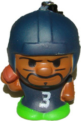 Seattle Seahawks Russell Wilson #3 SqueezyMates NFL Figurine