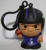 Baltimore Ravens Joe Flacco #5 SqueezyMates NFL Figurine