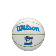 NCAA 2019 FINAL FOUR MARCH MADNESS OFFICIAL AUTOGRAPH LOGO MINI BASKETBALL