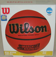 NCAA Official March Madness Wilson Game Basketball
