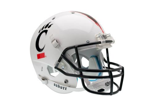 Cincinnati Bearcats Alternate White Schutt Full Size Replica XP Football Helmet