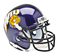 Western Illinois Leathernecks Schutt Mini Authentic Helmet